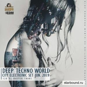 Deep Techno World (2019)