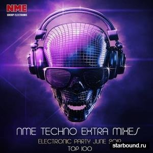 NME Techno Extra Mixes (2019)