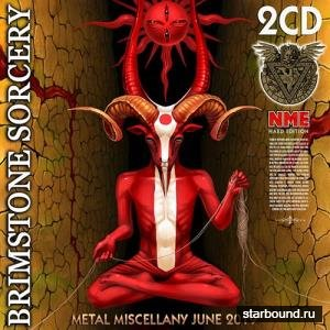Brinstone Sorcery: Metal Compilation 2CD (2019)