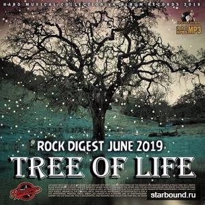 Tree Of Life: Rock Digest June (2019)