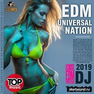 EDM Universal Nation (2019)