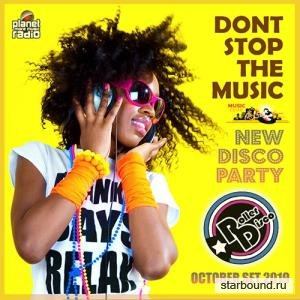 Dont Stop The Music: New Disco Party (2019)