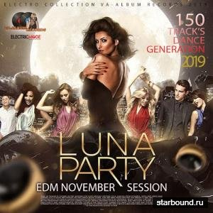 Luna Party: EDM November Session (2019)