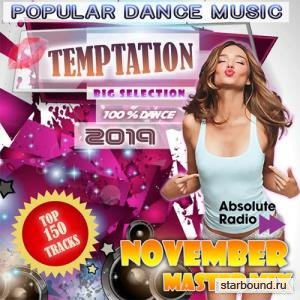Temptation: Popular Dance Music (2019)