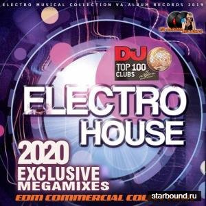 December Electro House Exclusive Megamixes (2019)