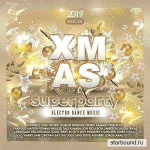 XMas EDM Superparty (2019)