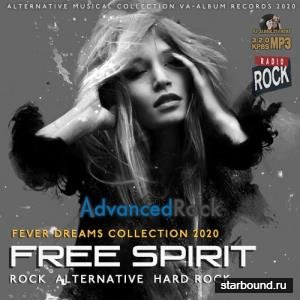 Free Spirit: Advanced Rock Collection (2020)