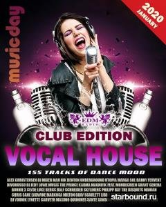 Music Day Vocal House (2020)