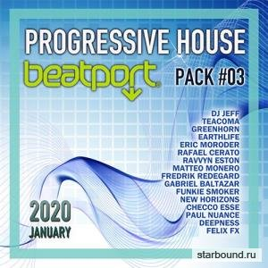 Beatport Progressive House Pack 03 (2020)