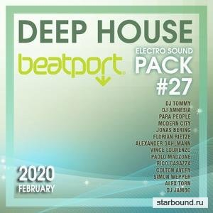 Beatport Deep House: Electro Sound Pack #27 (2020)
