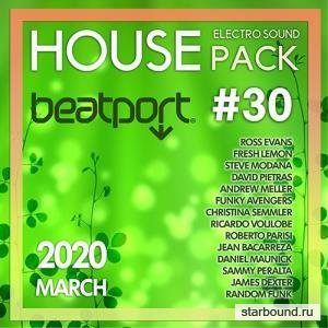 Beatport House: Electro Sound Pack #30 (2020)