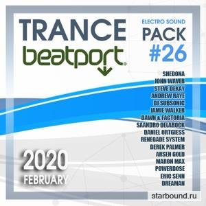 Beatport Trance: Electro Sound Pack #26 (2020)