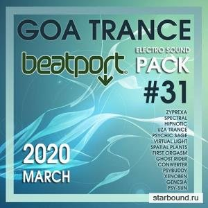 Beatport Goa Trance: Electro Sound Pack #31 (2020)
