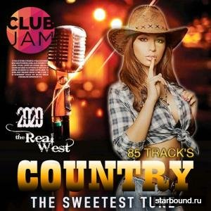 The Sweetest Tune: Country Real West Music (2020)