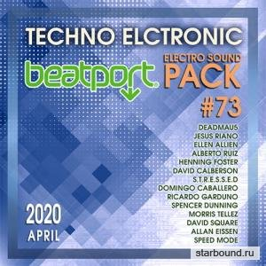 Beatport Techno Electronic: Sound Pack #73 (2020)