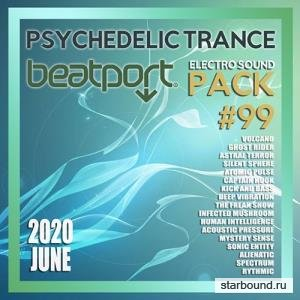 Beatport Psy Trance: Electro Sound Pack #99 (2020)