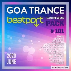 Beatport Goa Trance: Electro Sound Pack #101 (2020)