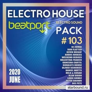 Beatport Electro House: Sound Pack #103 (2020)