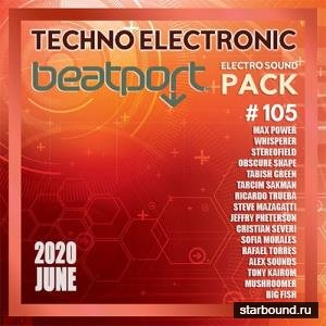 Beatport Techno Electronic: Sound Pack #105 (2020)