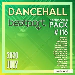 Beatport Dancehall: Electro Sound Pack #116 (2020)