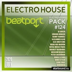 Beatport Electro House: Sound Pack #124 (2020)