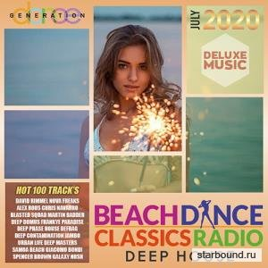 Beach Dance Classic Radio: Deep House Party (2020)