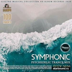 Symphonic: Psychedelic Trance Mix (2020)