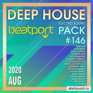 Beatport Deep House: Electro Sound Pack #146 (2020)