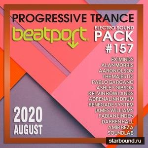 Beatport Progressive Trance: Electro Sound Pack #157 (2020)