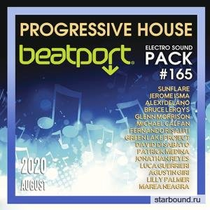 Beatport Progressive House: Electro Sound Pack #165 (2020)