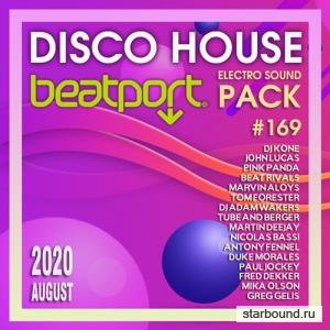 Beatport Disco House: Electro Sound Pack #169 (2020)