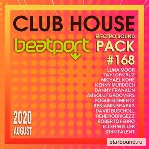 Beatport Club House: Electro Sound Pack #168 (2020)