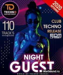 Night Guest: EDM Liveset (2020)