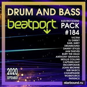 Beatport Drum And Bass: Electro Sound Pack #184 (2020)