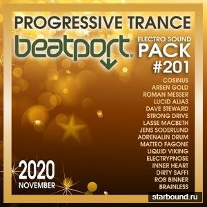 Beatport Progressive Trance: Electro Sound Pack #201 (2020)
