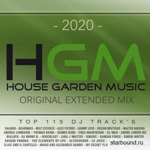 House Garden Music: Original Extended Mix (2020)