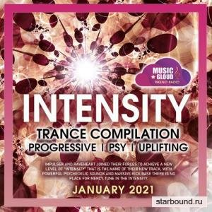 Intensity: Trance Compilation (2021)