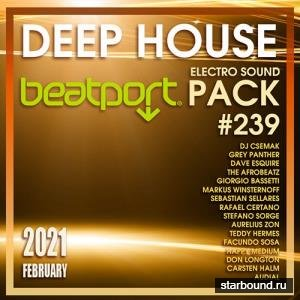 Beatport Deep House: Electro Sound Pack #239 (2021)