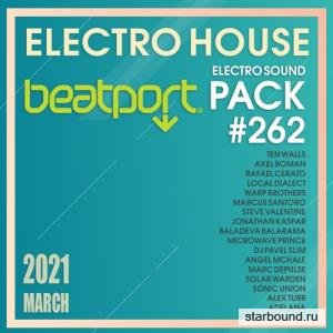 Beatport Electro House: Sound Pack #262 (2021)
