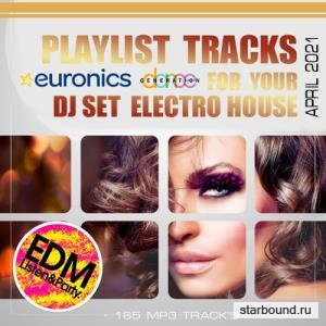 DJ Set Electro House: Euronics Playlist (2021)