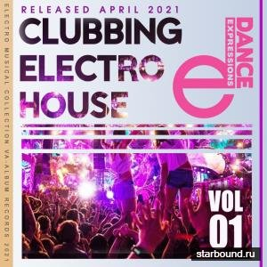 E-Dance: Clubbing Electro House Vol.01 (2021)