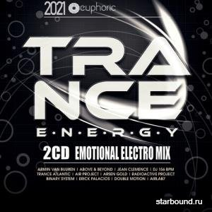 Trance Energy: 2CD Emotional Electro Mix (2021)