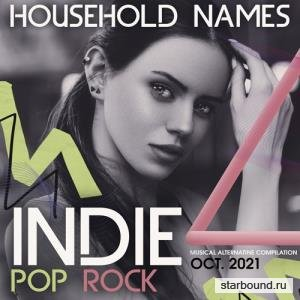 Household Names: Indie Pop-Rock Collection (2021)