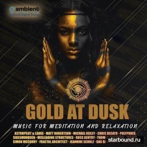 Gold At Dusk: Music For Meditation (2021)