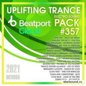 Beatport Uplifting Trance: Sound Pack #357 (2021)